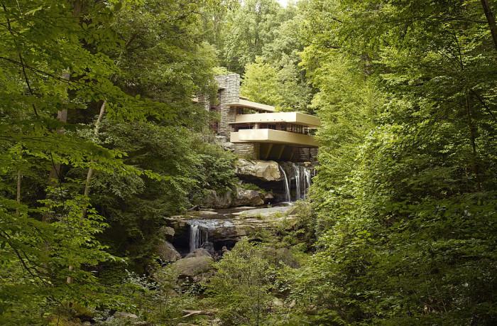 10. Fallingwater, Mill Run