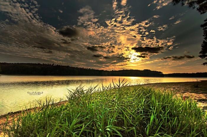 5. Lake Hartwell Sunset taken by Fishhook Ledford.
