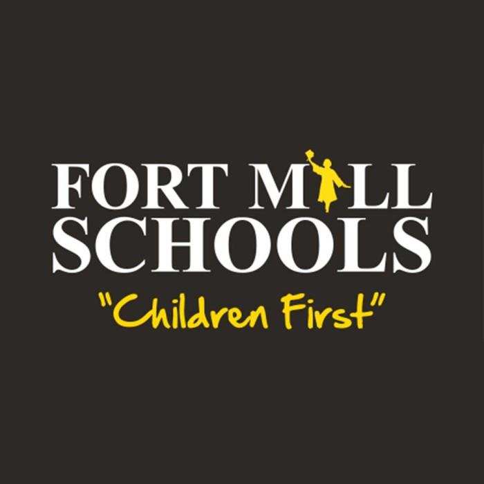 2. Fort Mill Schools put their children first!
