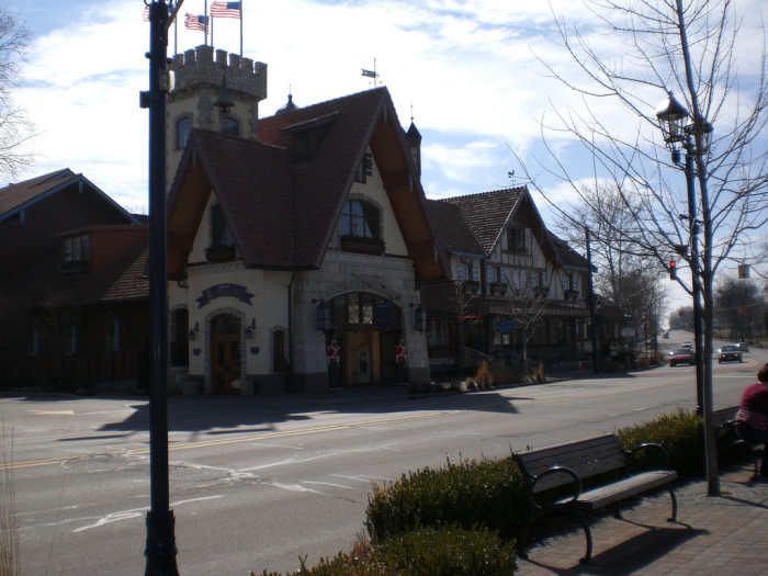 7) Frankenmuth