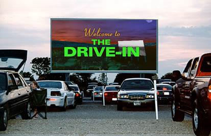 4. Franklin Drive In