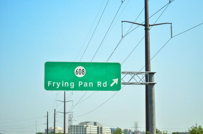 9. Frying Pan Road, Herndon