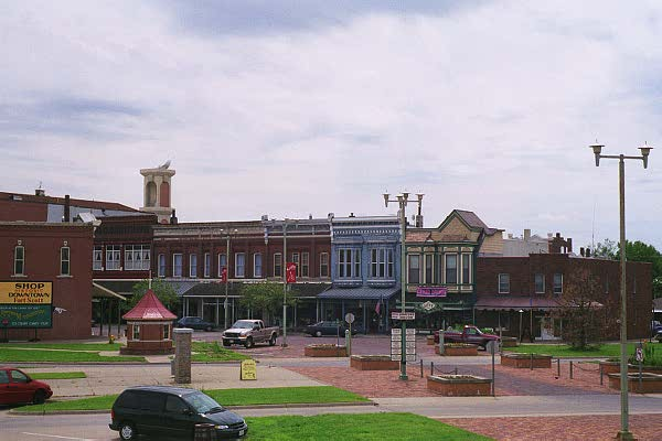 9. Bourbon County (Population: 15,173)