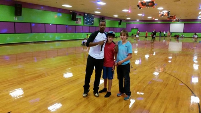 4) FunQuest Skating Center - Collierville
