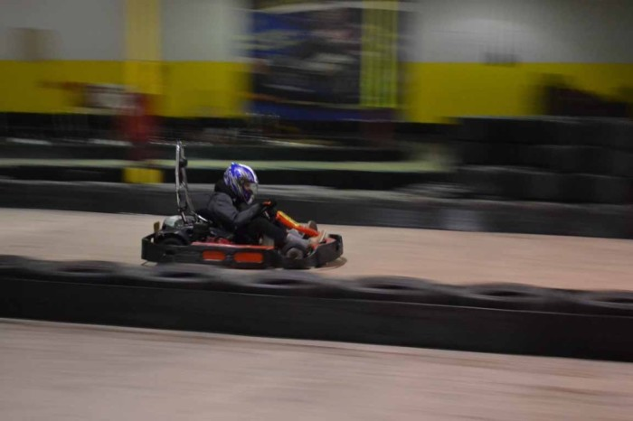G-Force Karting, Richmond and Portsmouth