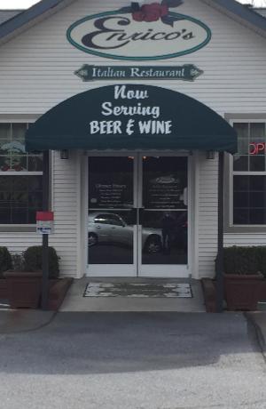 2. Enrico's Italian Restaurant -  687 Main St #5, Young Harris, GA 30582