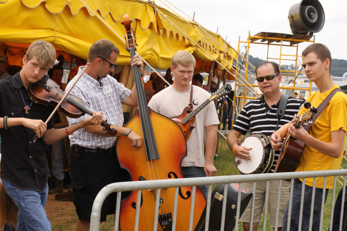 11. Galax - Old Fiddler's Convention and the Music of Appalachia