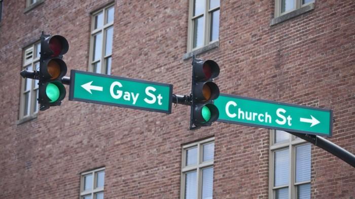 6. Gay Street - Nashville