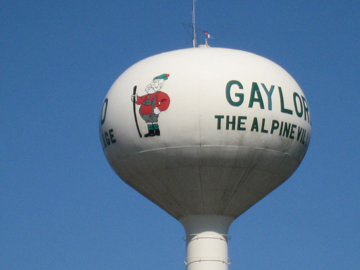 7) Gaylord