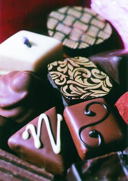 Gearharts chocolate