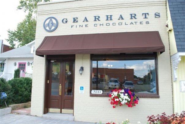 1. Gearhart's Fine Chocolates, Charlottesville / Richmond