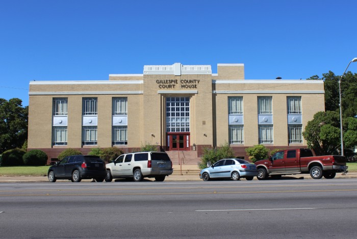 11) Gillespie County