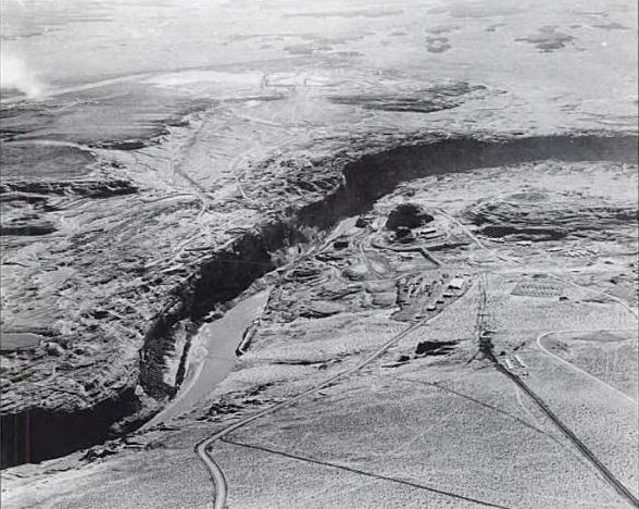 5. Glen Canyon, 1957