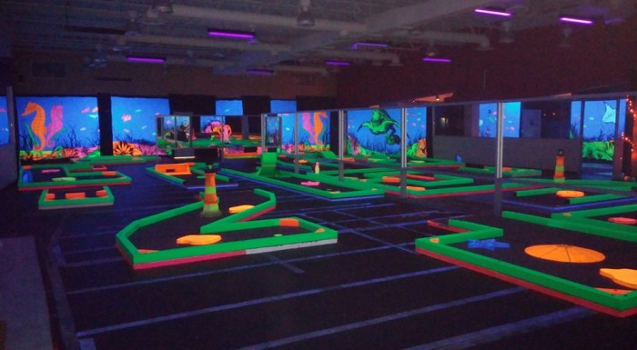 Glowgolf, Leesburg and Springfield