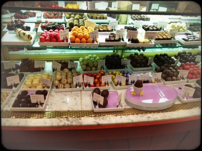 5. Godiva Chocolatier, 142 Market St, Charleston