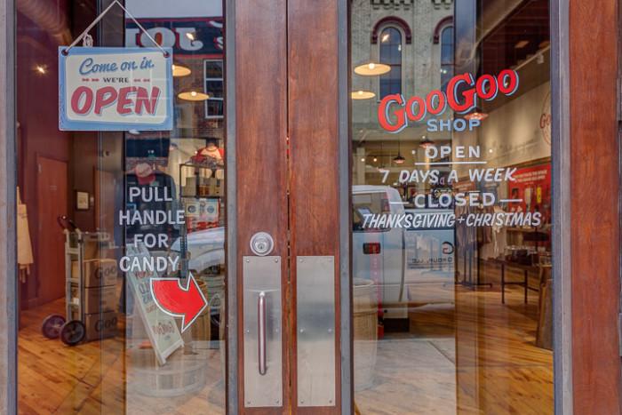 1) GooGoo Shop - Nashville