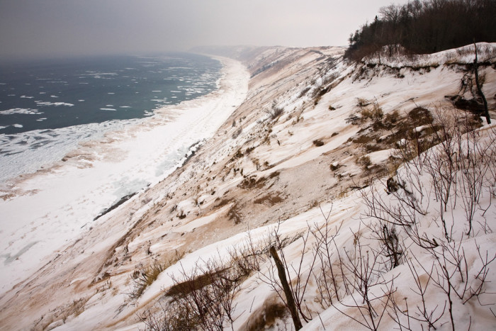 10) Grand Marias to Munising: Grand Sable Dunes at Pictured Rocks National Lakeshore