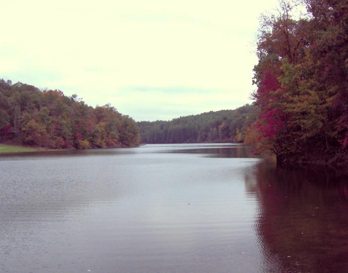 6. Greenbo Lake