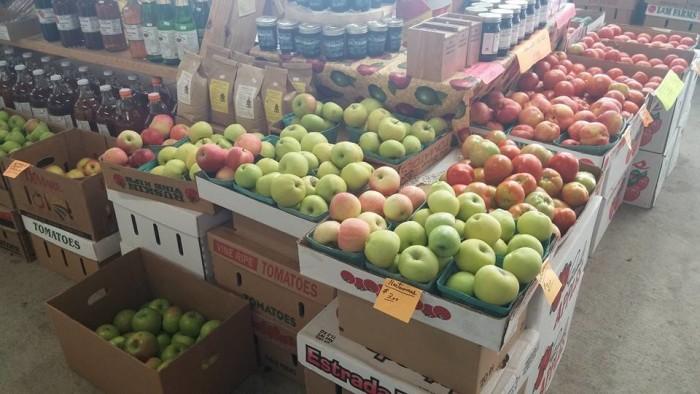 Gross Orchards inside