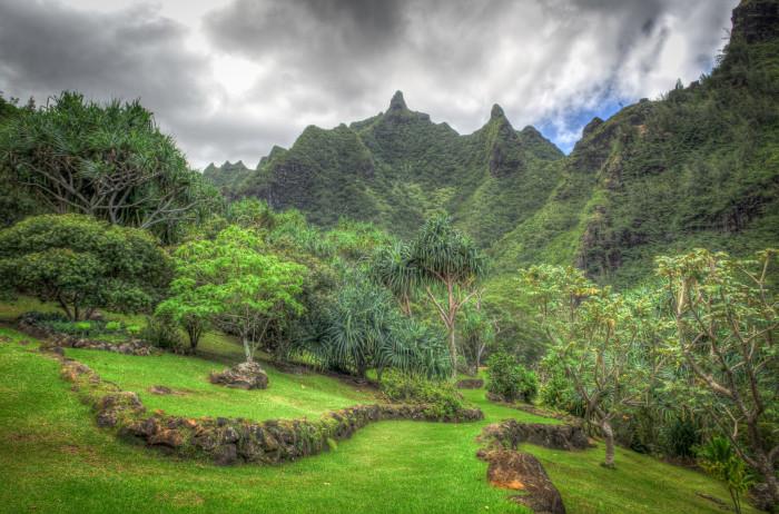 6) Haena, Kauai