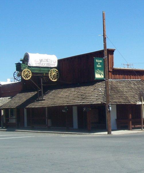 5) Haines Steak House, Haines
