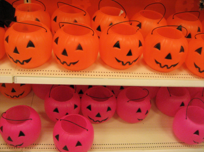 4. Halloween decorations are out…oh wait, that started after 4th of July.