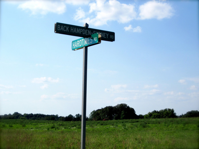 12. Hardtimes Road, Farmville.