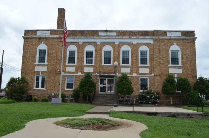 6) Hickman County - 109.45/ 10,000