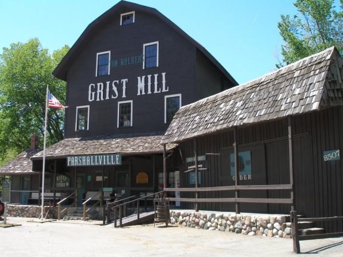 Historic Parshallville Grist Mill, Fenton
