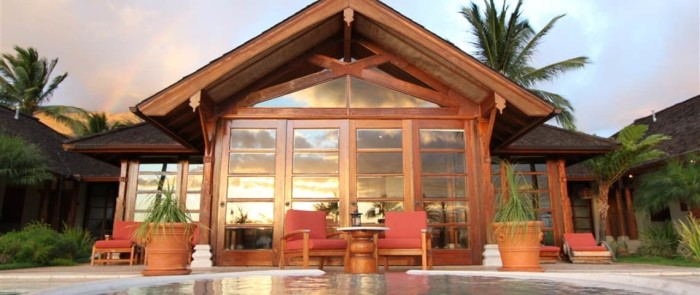 2) Ho'oilo House, Lahaina