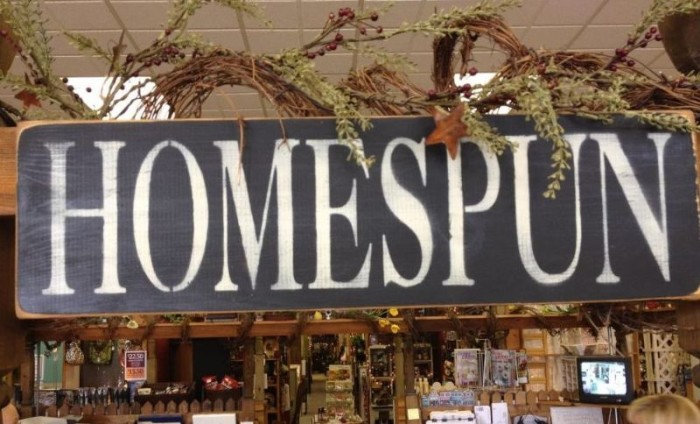 7) The Shoppes at Homespun - Knoxville