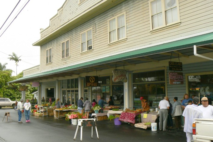 5) Hamakua General Store, Honokaa
