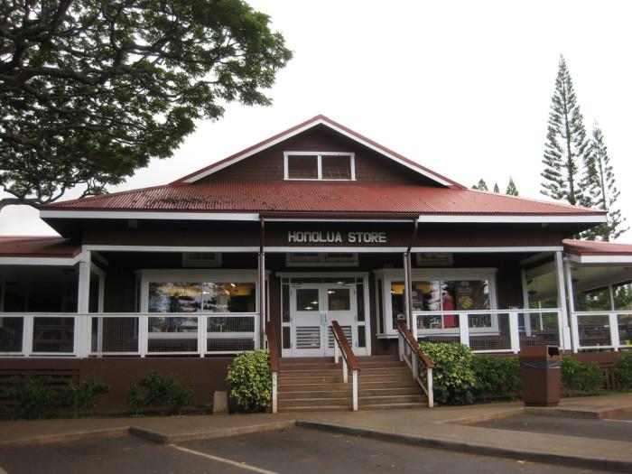 6) Honolua General Store, Lahaina