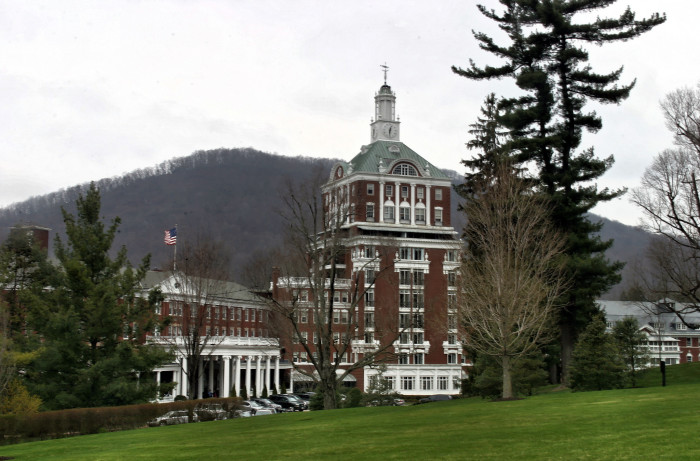 3. Hot Springs - The Homestead and the Jefferson Pools