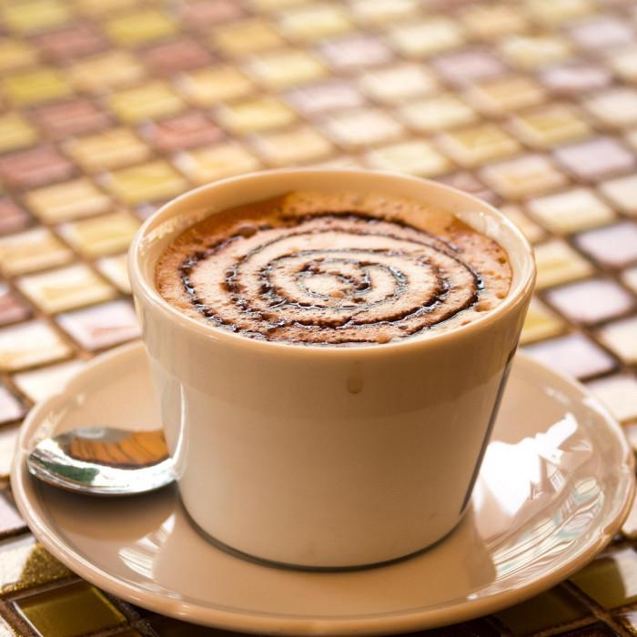 2) Go on a hot chocolate tour.