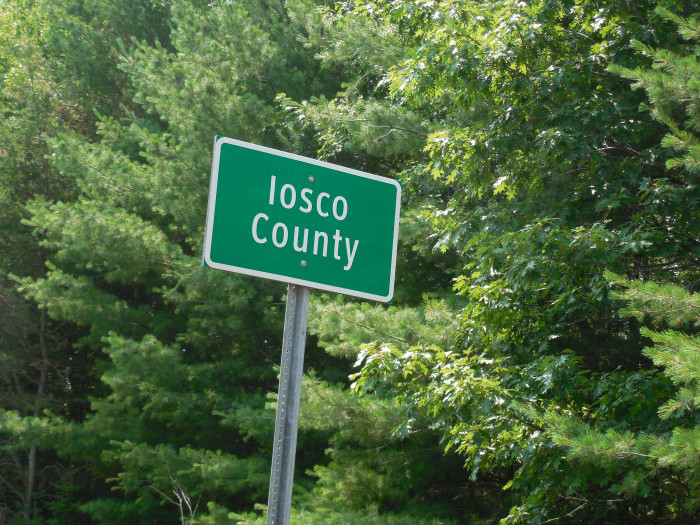 5) Iosco County