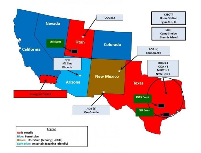 2. The Jade Helm 15 Military Training Exercise Secretly Involves Nebraska