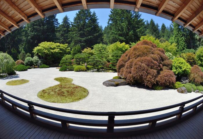 8) Washington Park, Portland