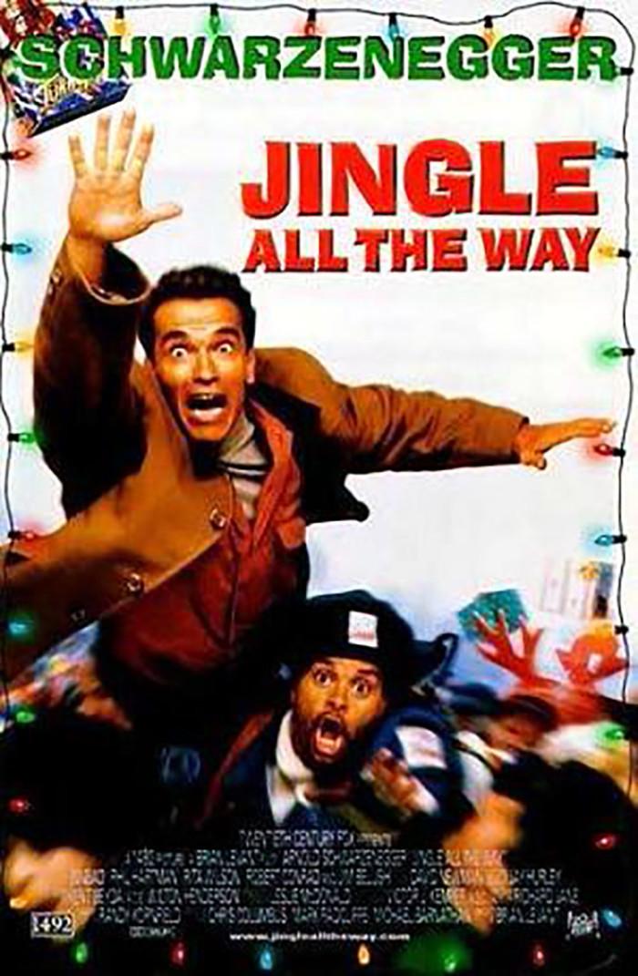 12. Jingle All The Way (1996).