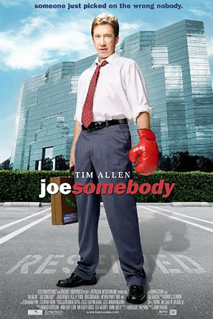 13. Joe Somebody (2001).