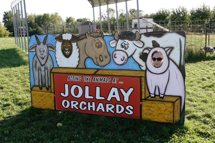 4) Jollay Orchards, Coloma
