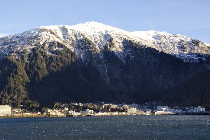 8) Juneau