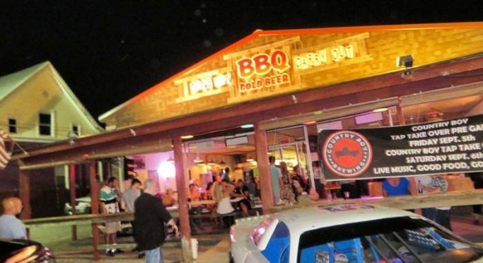 7) KY Barbecue Festival in Danville