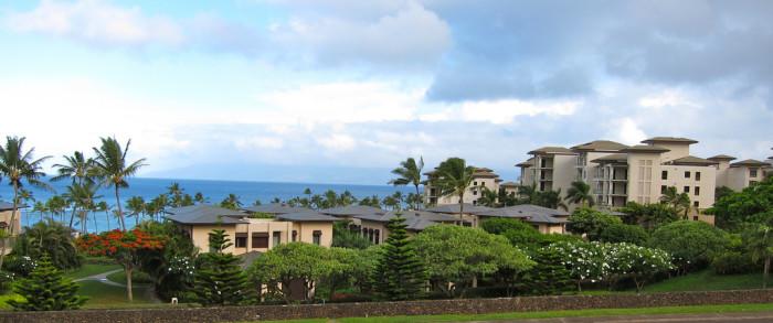 1) Kapalua, Maui