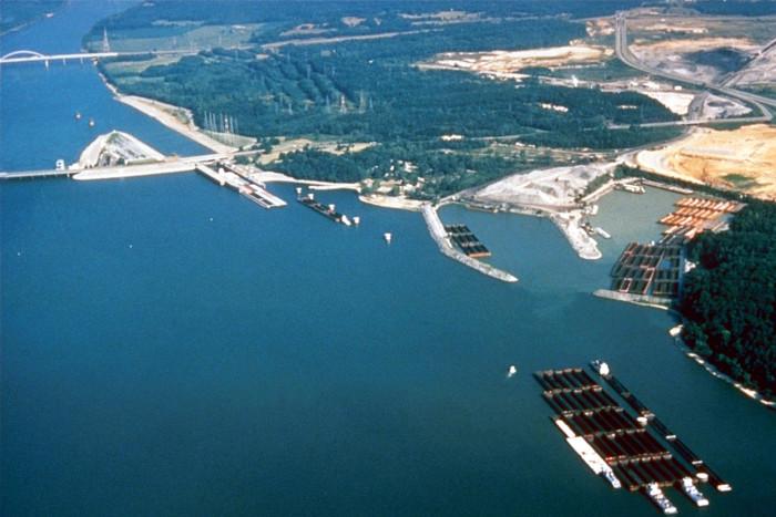 3. Kentucky Dam