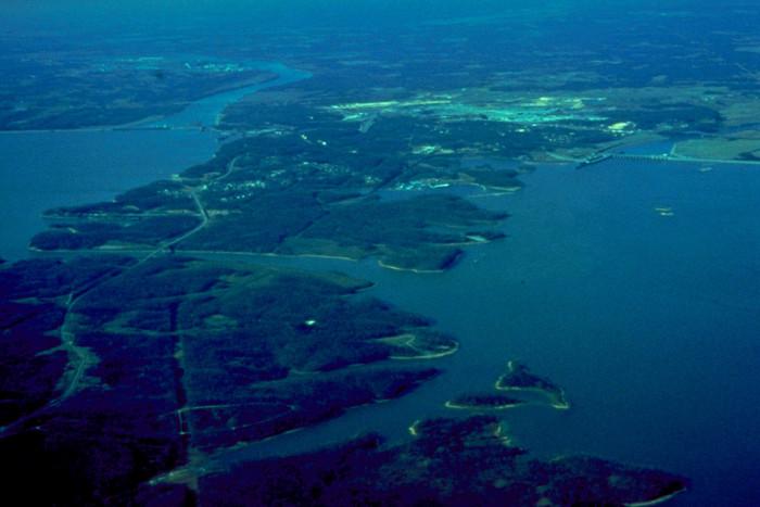 5. Kentucky Lake and Lake Barkley