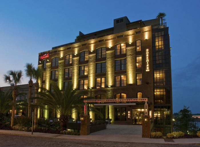 7. The Bohemian Hotel Savannah Riverfront