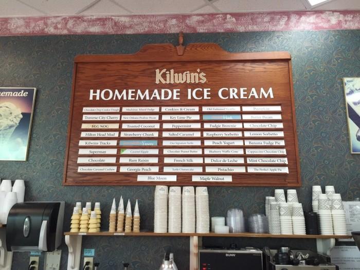 7. Kilwin's Chocolate Fudge & Ice Cream, 1414 Fording Island Rd Ste C200, Bluffton