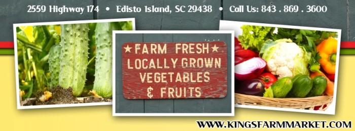 3. King's Farm Market