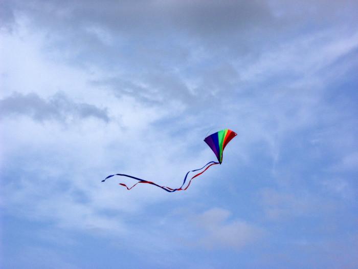 7. Go Fly a Kite.
